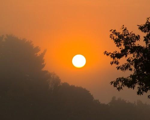 fall sunrise massachusetts oct pittsfield 2007