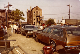 Maxwell St., July, 1983