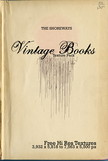 VintageBooks | by J.Gardner