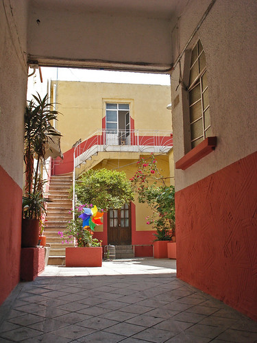 Casa en Analco (Puebla, México)