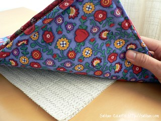 Mouse Hand Warmer Quilt 4 | by :Salihan