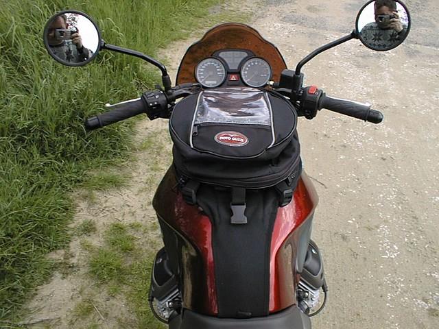 Moto Guzzi Breva 750 - Self