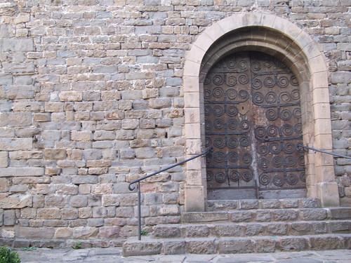 Borredà - Església parroquial Santa Maria