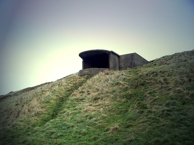 Fort Walney Searchlight Emplacement