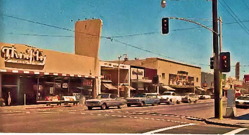 Thrifty Drug Store - Southern California, 1960's