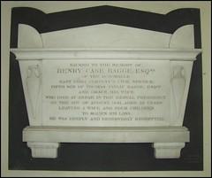 Henry Case Bagge, 1841