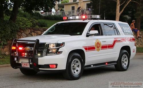 Bedford Hills FD Car 2032 Photo