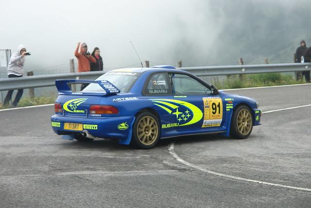 Subaru Impreza WRC 22b