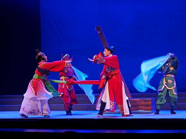 Quanzhou Gaojia opera.(_7192953_2)