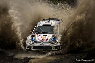 VW Polo WRC 13   by Deego