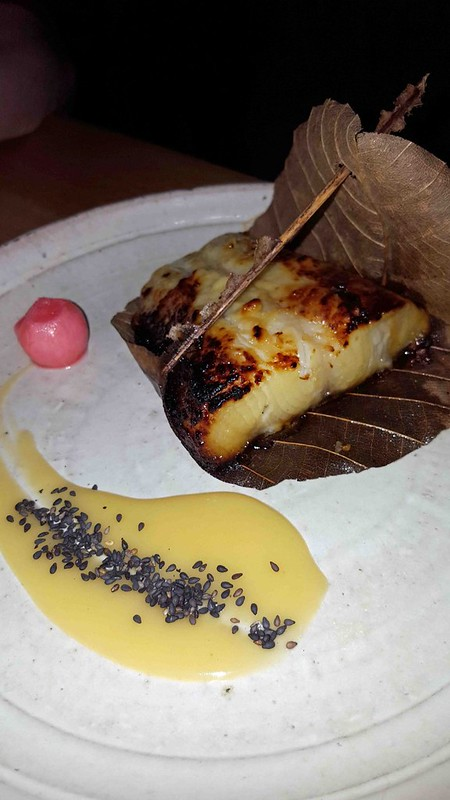 Black Cod - ROKA Charlotte Street (Medium)