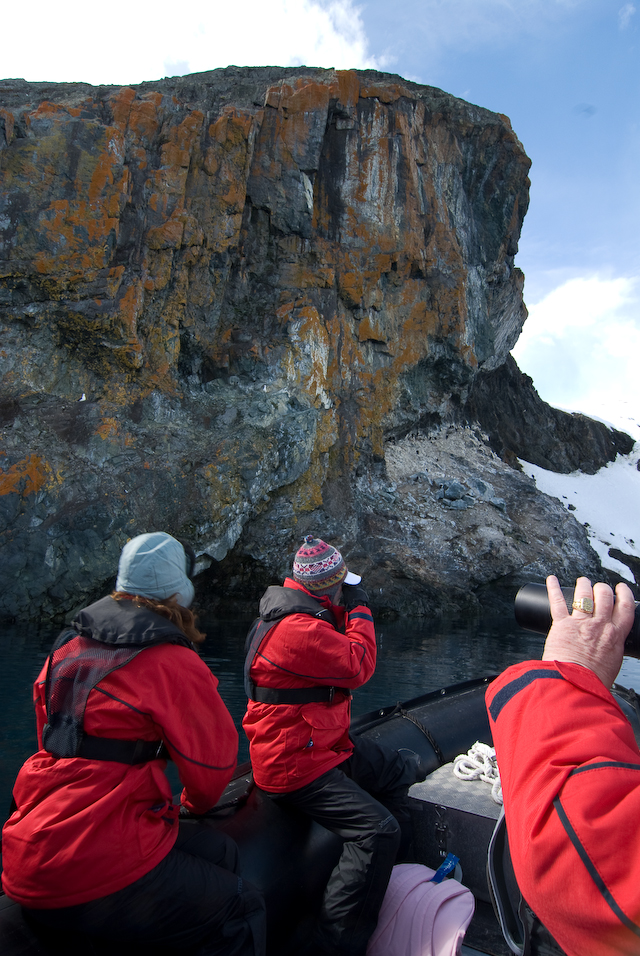 The Cliffs of Shag