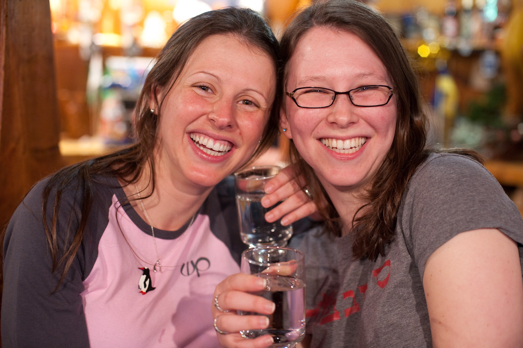 Sisters & Vodka
