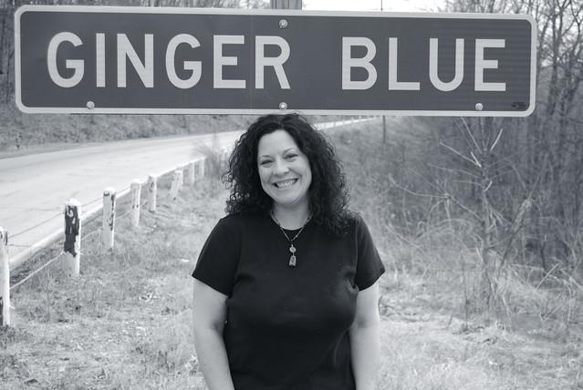 Ginger_Blue at Ginger Blue