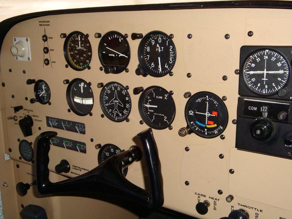Singer General Aviation Trainer GAT-1 Aircraft Flight Simu… | Flickr