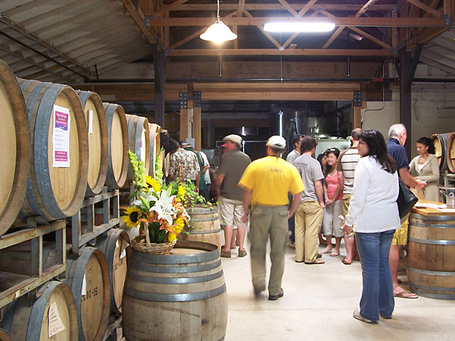 Shoestring Winery 2