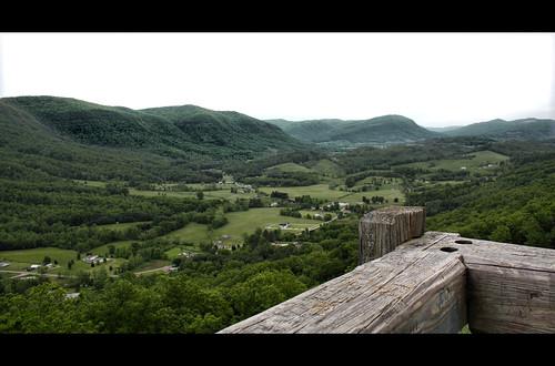 virginia overlook powellvalley wisecounty powellmountain