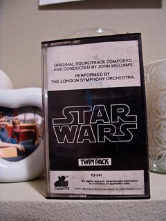 Star Wars 1977 Cassette | by bradley j