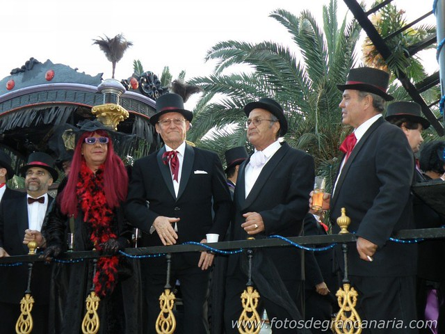 Entierro de la Sardina, Carnaval de Las Palmas de Gran Canaria 2009 067