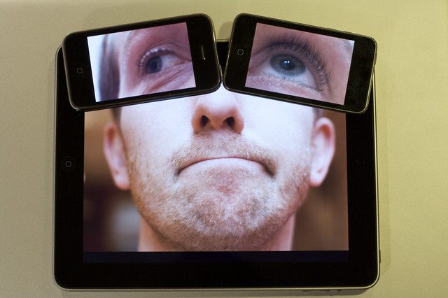 I is for iPhone, iPad, iPod