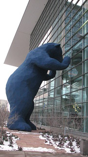 The Blue Bear | by sofi salim
