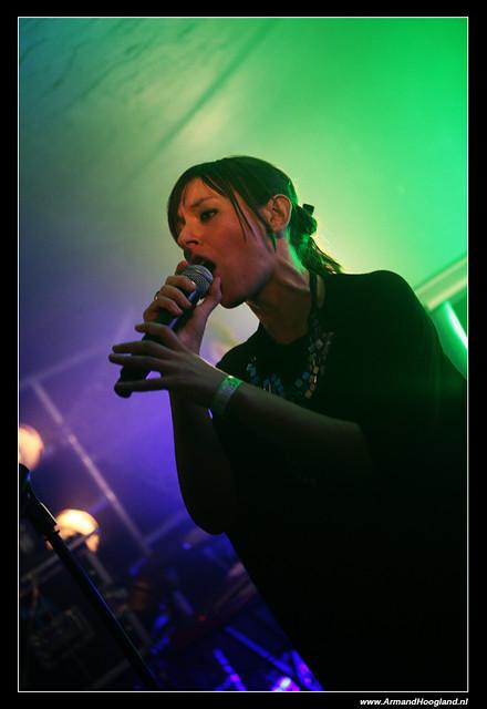 Meg@Eurosonic 2009