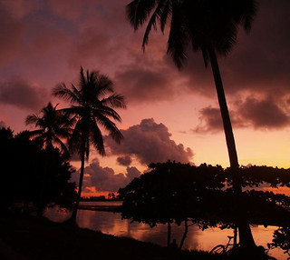 Evening, Costa Rica