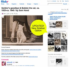 GM-Script Update: FlickrCommonsRecommendations v0.2 by clickykbd