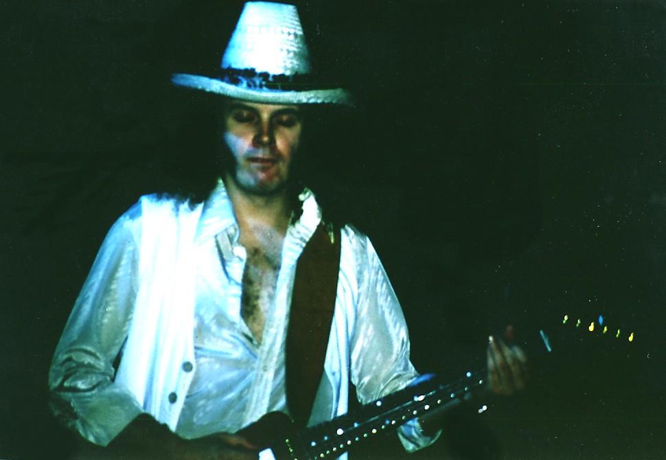 1977 - Drew Abbott , lead guitar, vocals | Bob Seger Band ...