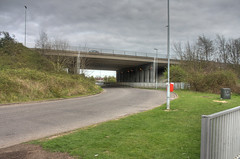 Tipner M275 Ghost Junction | by Hexagoneye Photography