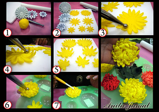 Chrysanthemum's Tutorial | by Anita Jamal