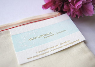 letterpress business cards | by happysongs3