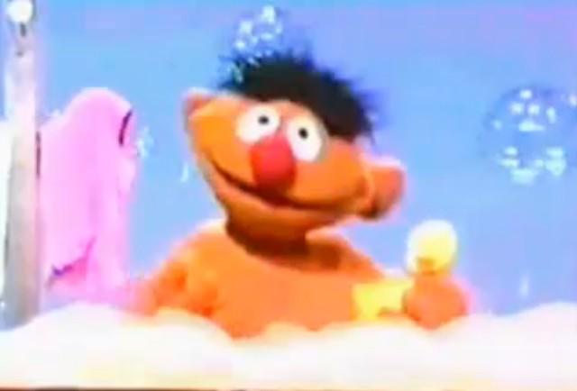 Youtube Vintage Sesame Street Rubber Ducky Ernie Flickr