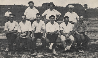 Upper Arlington Baseball Team, 1918