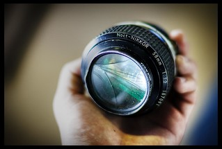 Nikkor NOCT f/1.2 - a diamond in the rough | by mitwalter