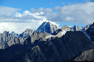 The mountains In Western Sichuan   by llee_wu