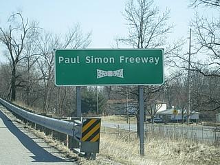 Paul Simon Freeway