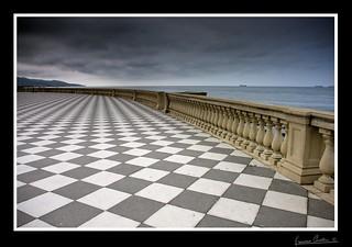 """Livorno-""""Terrazza Mascagni""""   by Francesco Cavallari Photography """