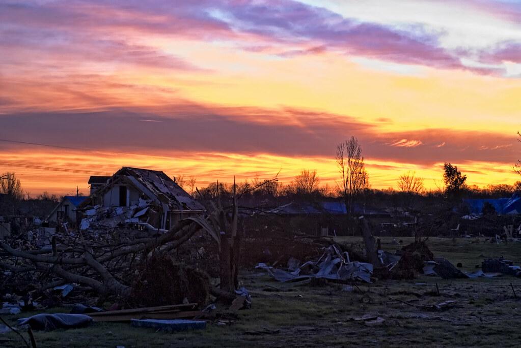 Surreal Sunrise | Photo I shot in Murfreesboro, Tn as the su… | Flickr