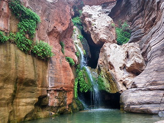 Elves Chasm - Grand Canyon   by Al_HikesAZ