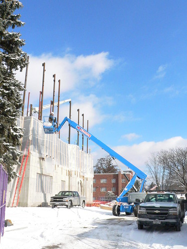 going up | by Elmira College