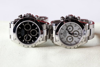Rolex Stainless Steel Daytona | by s.yume
