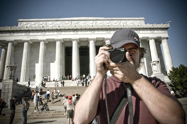 Lincoln Memorial, Adam Cochrun