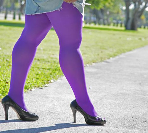 652017e8c07 by welovecolors Plus Size Tights.