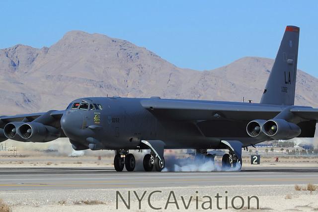 60-0062 USAF B-52 Stratofortress