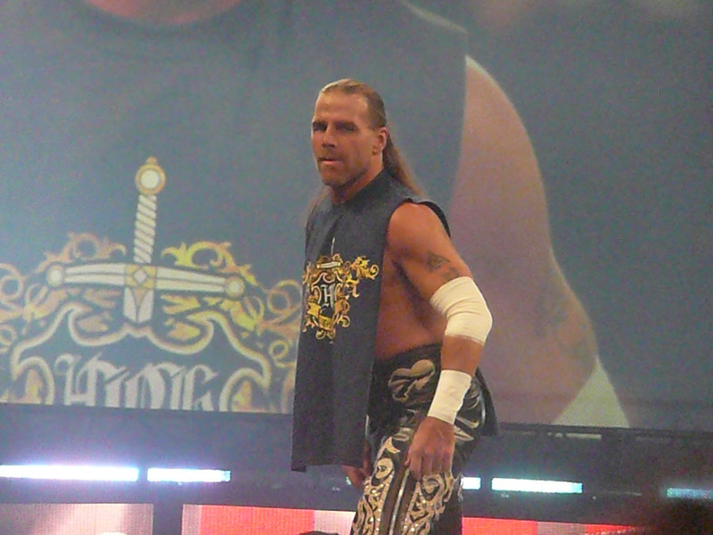 Shawn Michaels | Taken at the Manchester Evening News arena,… | Flickr