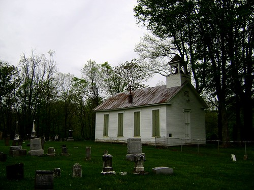 county old ohio abandoned church cemetery graveyard rural wooden decay forgotten methodist bethel clermont bantam 1867
