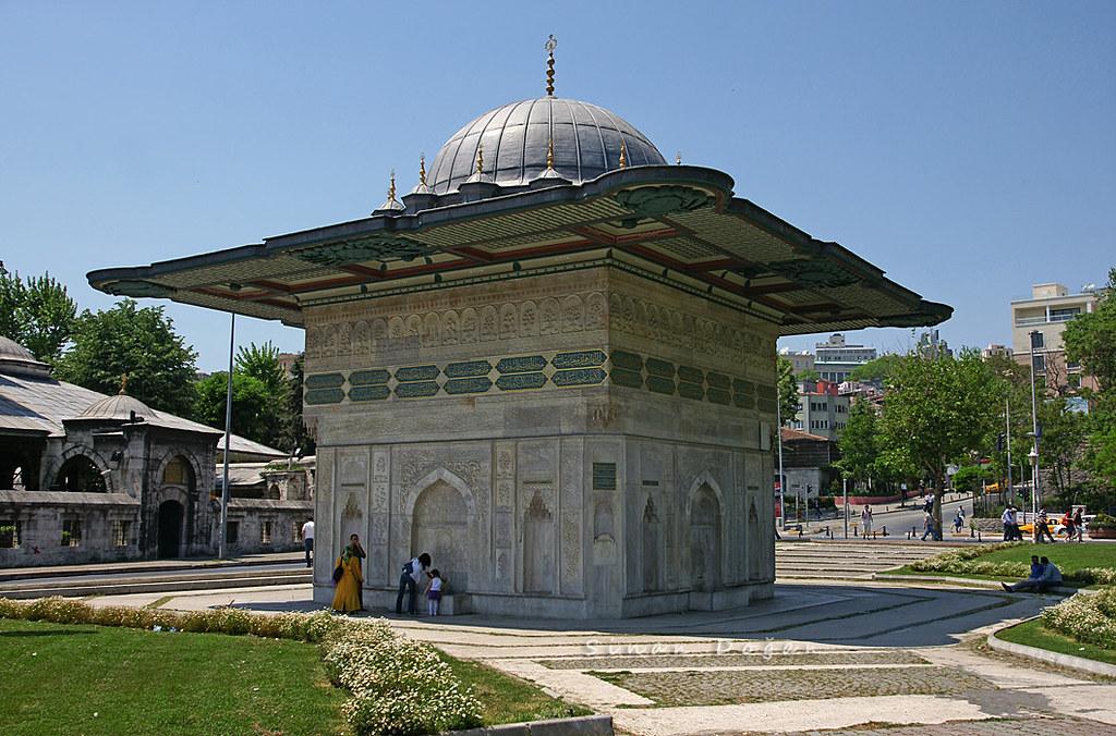Tophane Çeşmesi | Tophane Çeşmesi İstanbul'un Tophane Meydan… | Flickr