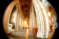 Cavernous Cathedral