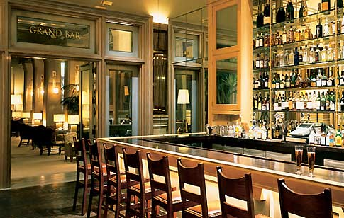 Bar Soho Grand Hotel Bar Soho Grand Hotel In New York U Flickr